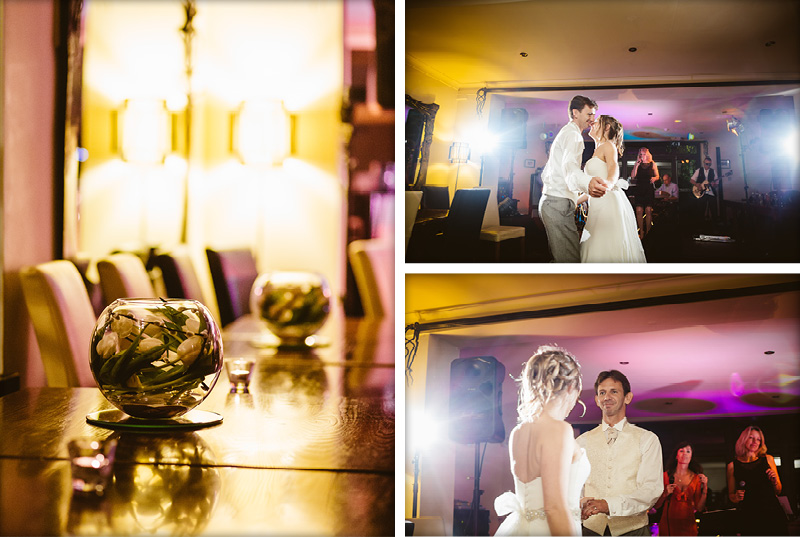 Stanwell House Wedding Party