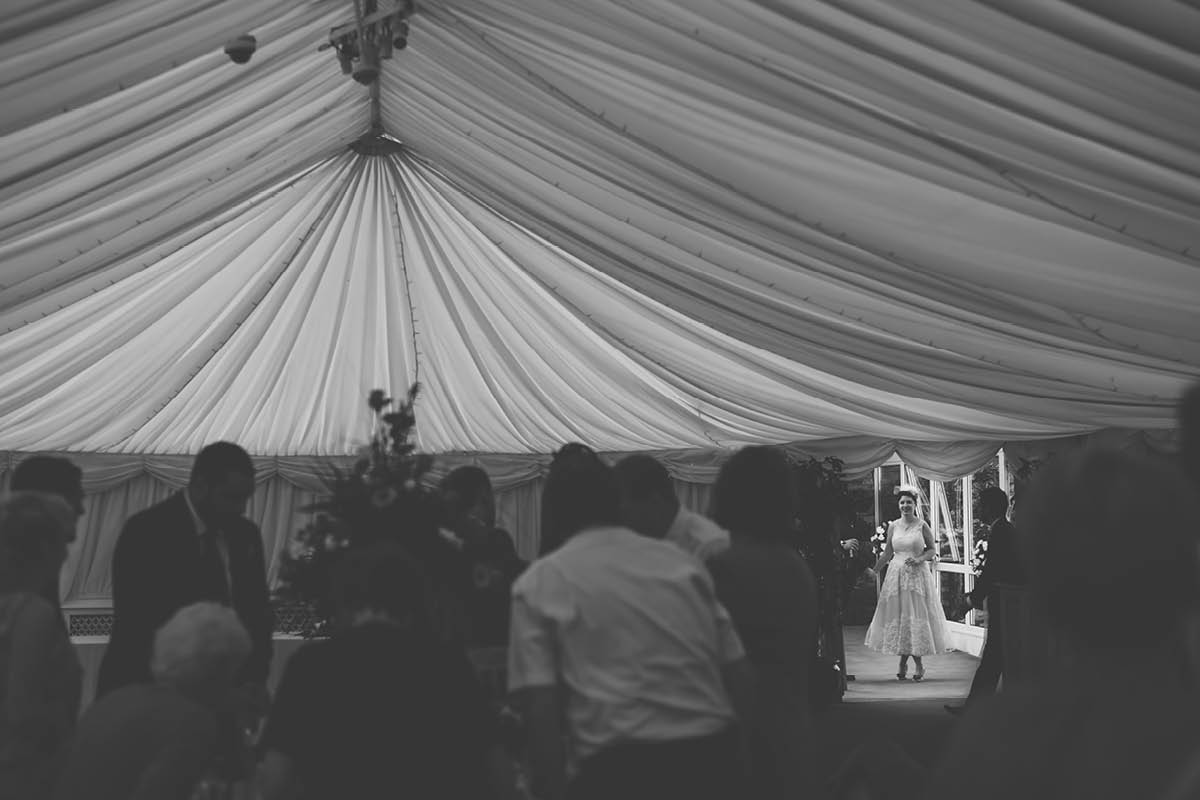Oakley Hall Wedding - Wedding Breakfast