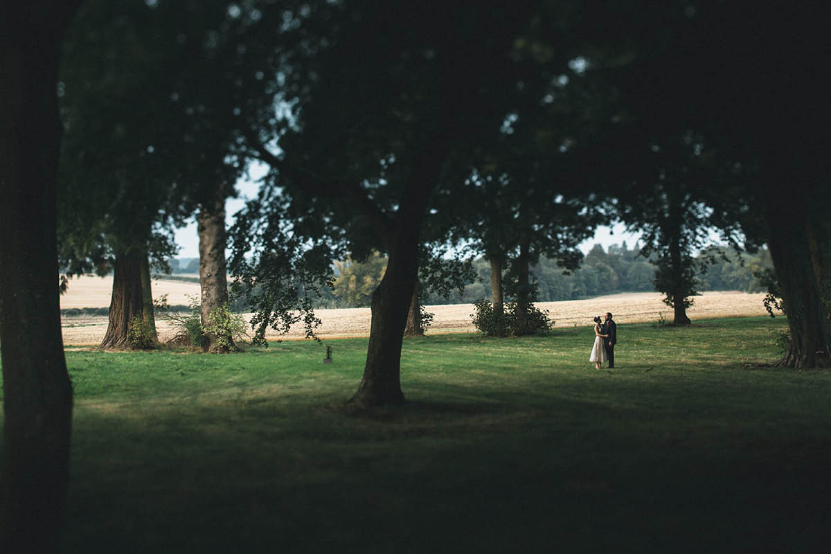 Oakley Hall Wedding - Couple Photography