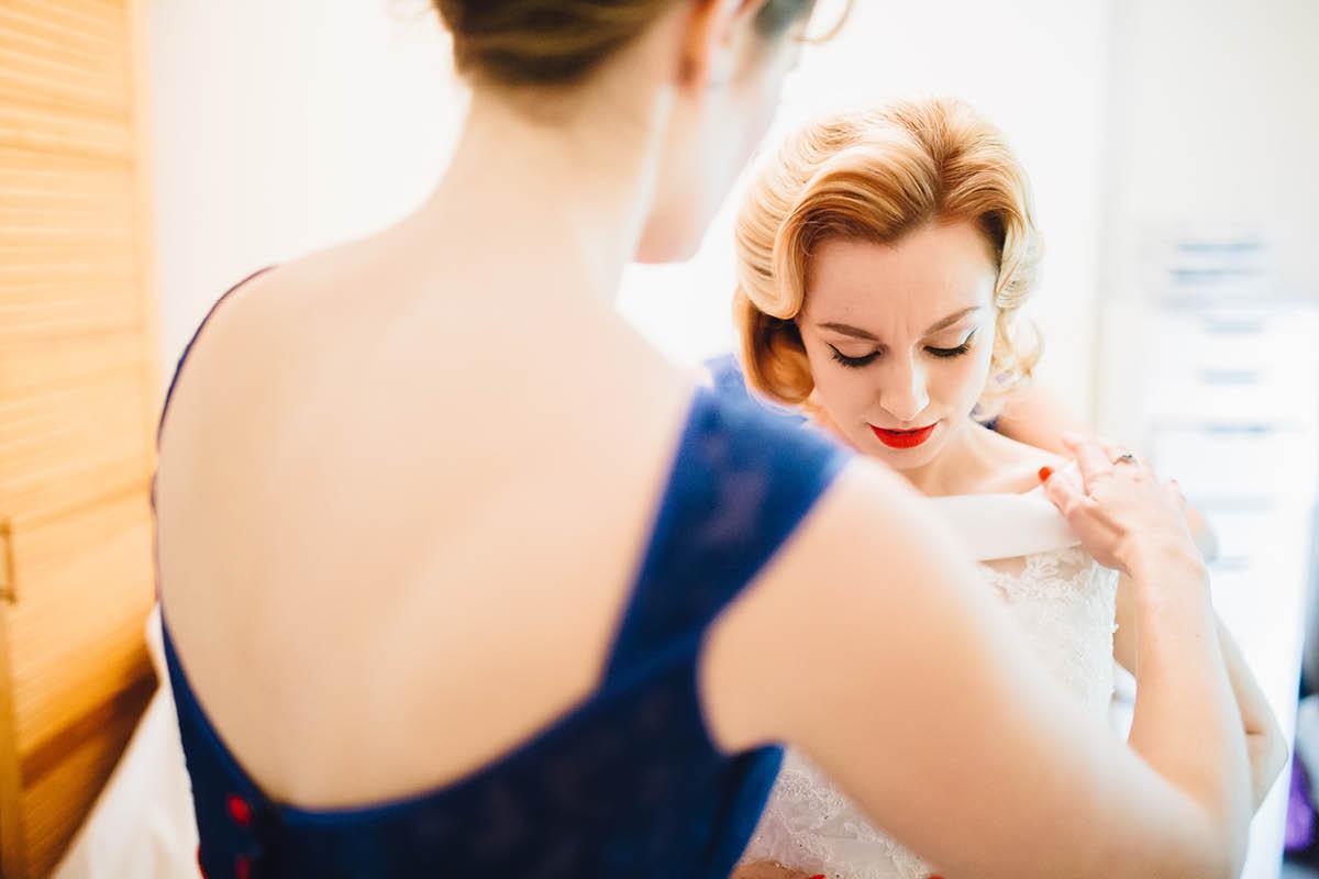 Southsea Wedding Photographer Getting Ready