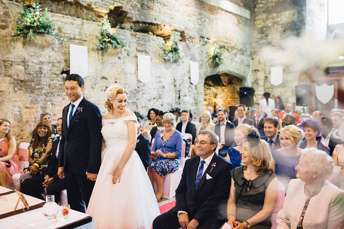 Southsea Wedding Photographer Ceremony