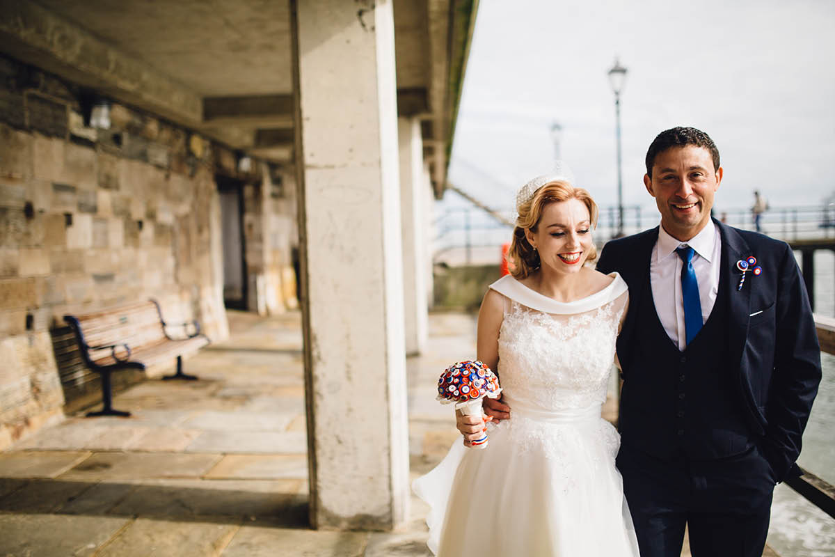 Southsea Wedding Photographer Square Tower
