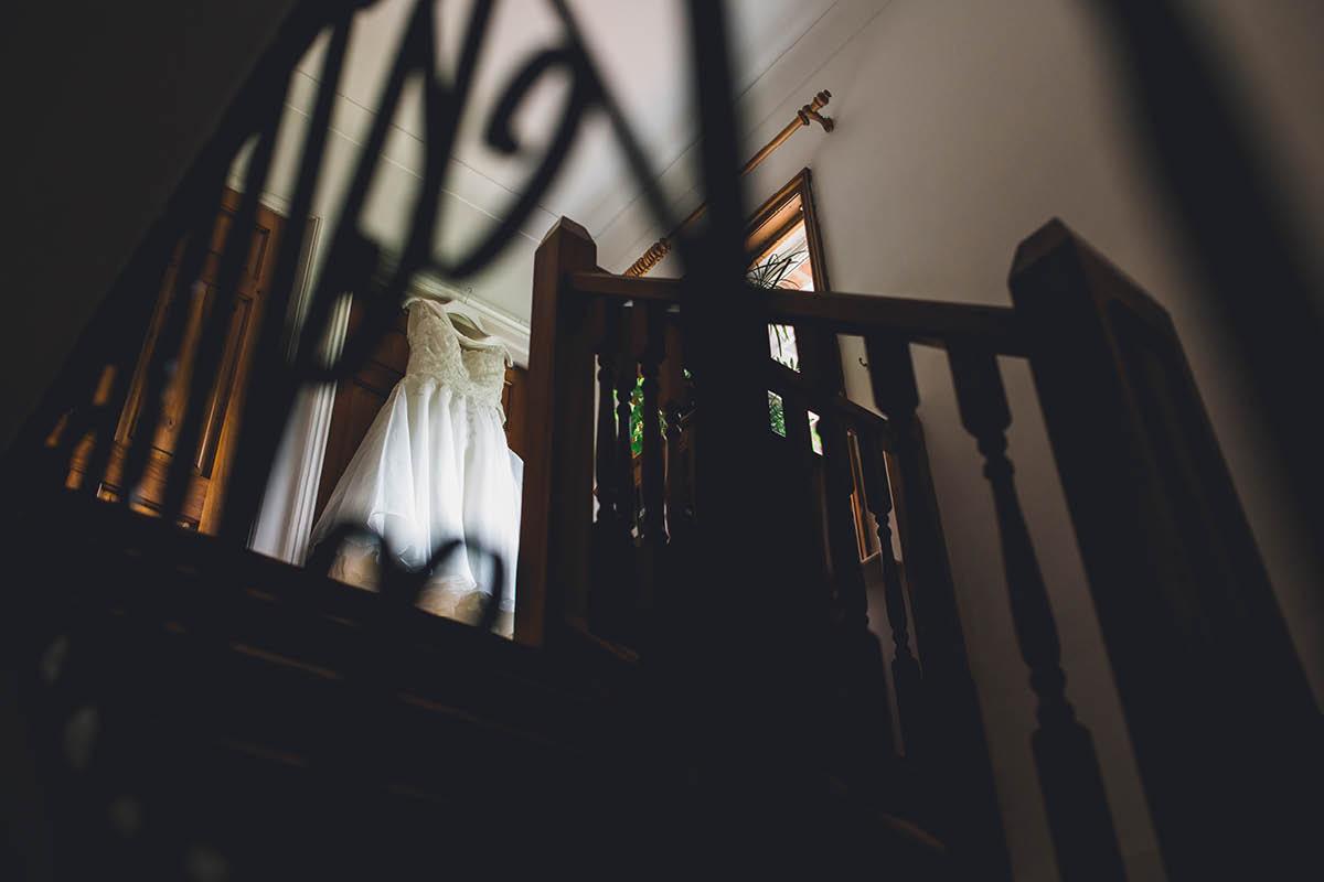 Southsea Wedding Photographer Dress