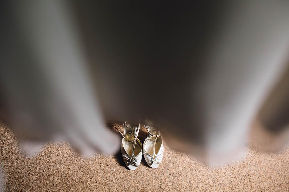 Southsea Wedding Photographer Shoes