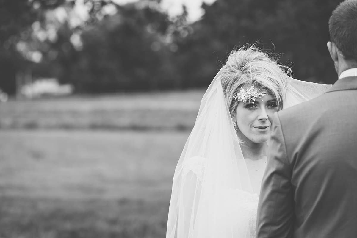 Burley Wedding Photographer Bride