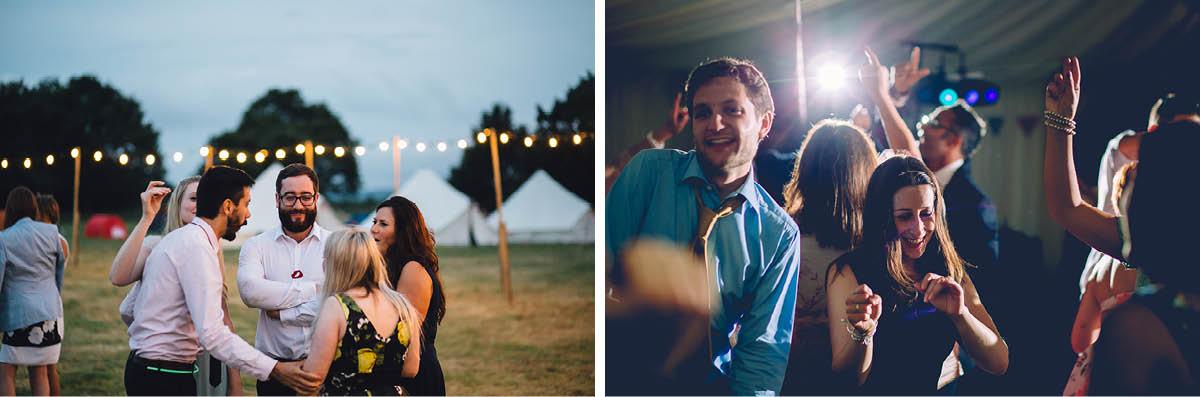 Festival Wedding Photographer - Party