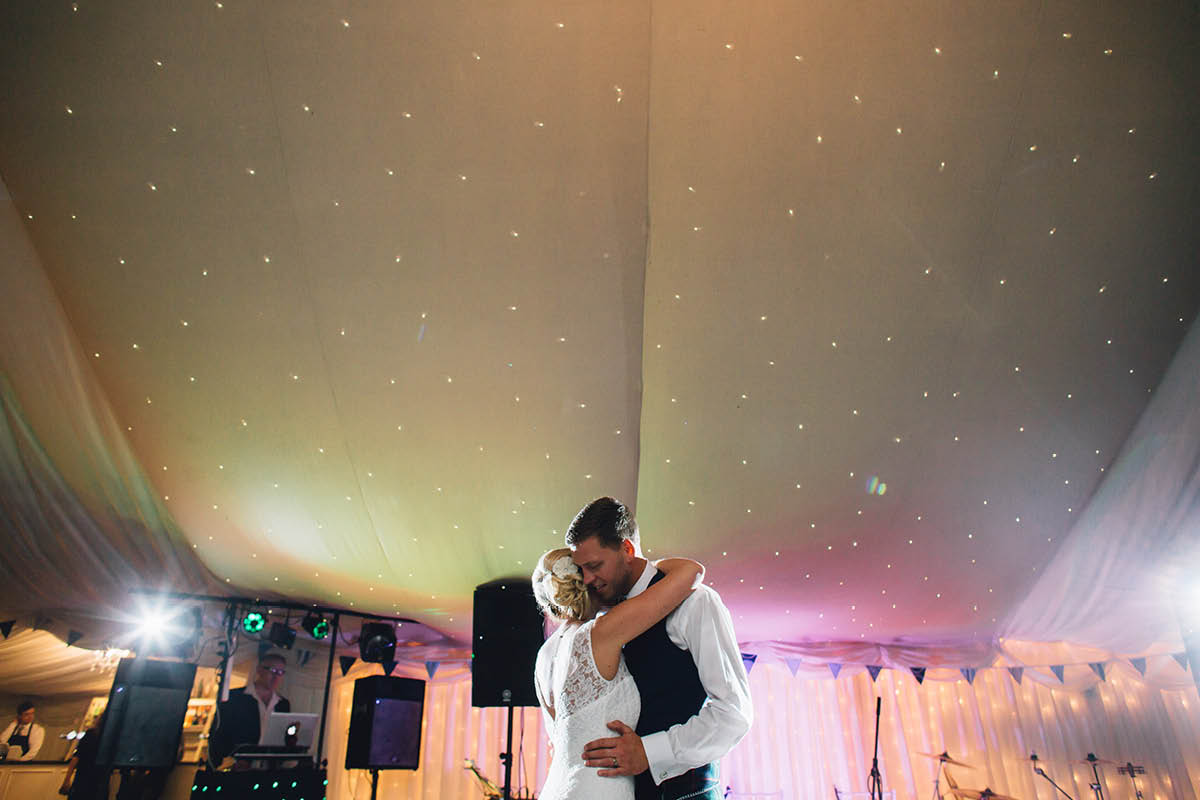 Parley Manor Wedding - First Dance