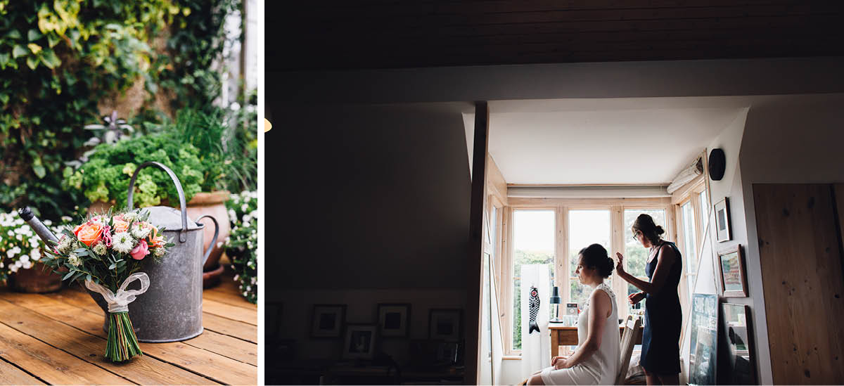 Pig Hotel Brockenhurst Wedding Prep