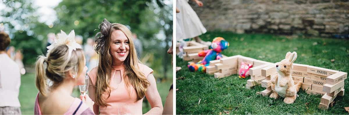Kingston Country Courtyard Wedding Photographer - Candid