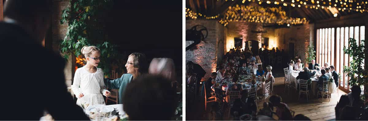 Kingston Country Courtyard Wedding Photographer - Wedding Breakfast