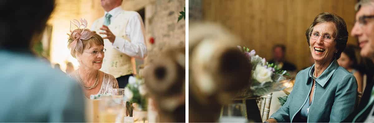 Kingston Country Courtyard Wedding Photographer - Speeches