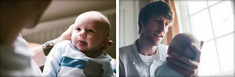 Father and Son Photography