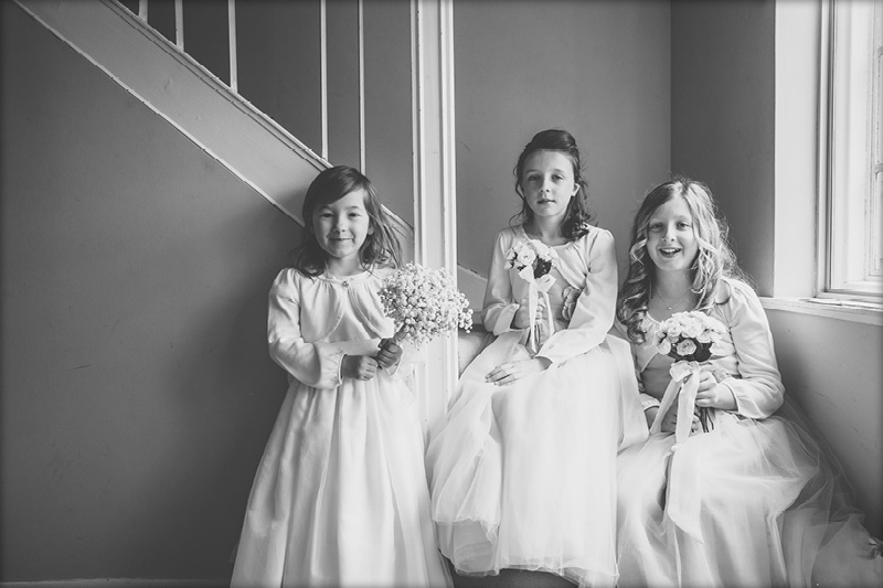 Lymington Bridesmaids
