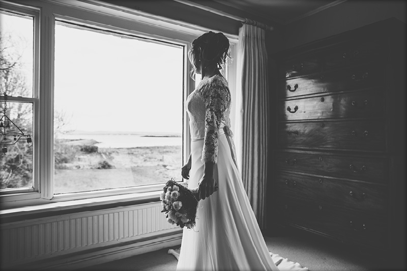 Sea Wall Bride