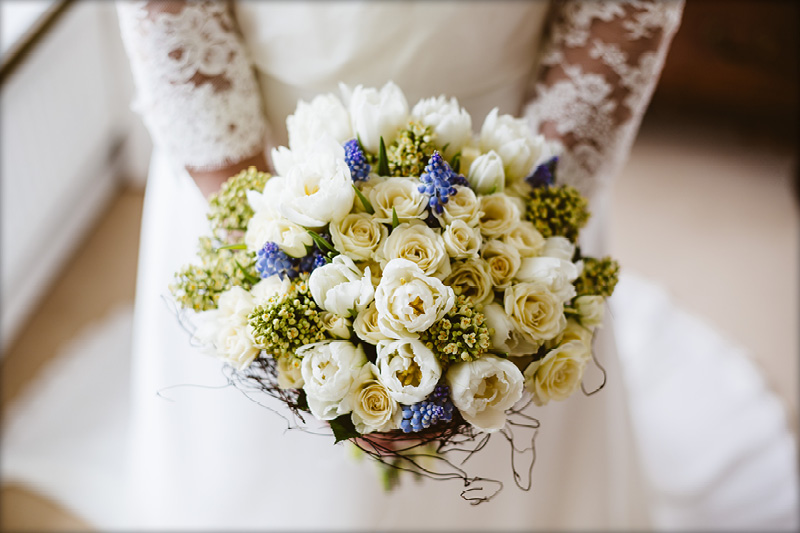Jasmin Design Wedding Bouquet