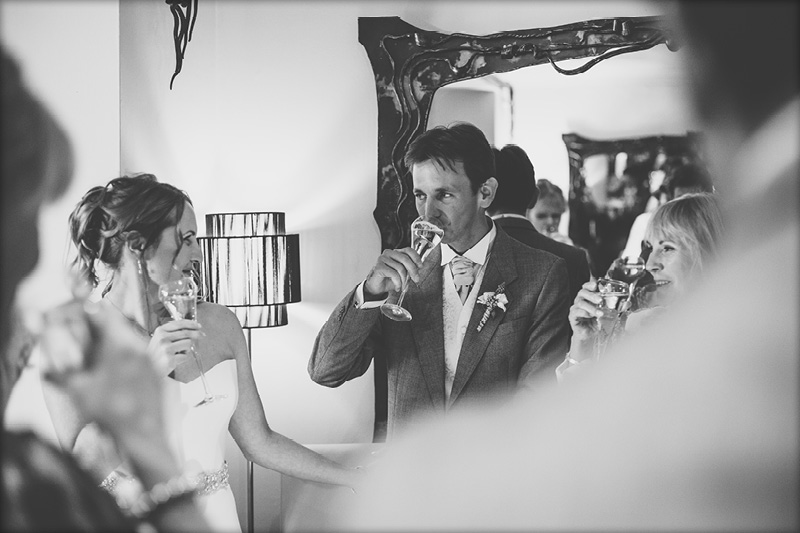 Stanwell House Wedding Speeches