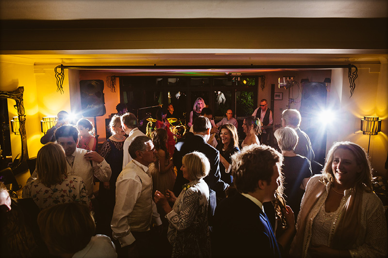 Stanwell House Hotel Wedding Reception