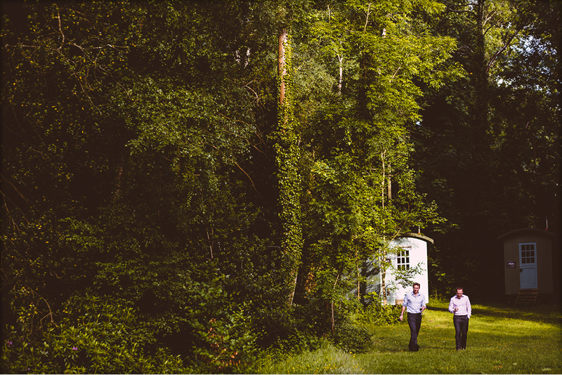 Wedding Sheppard Huts