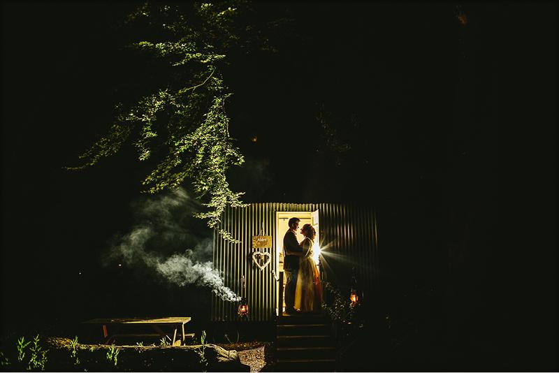 Wedding Sheppards Hut