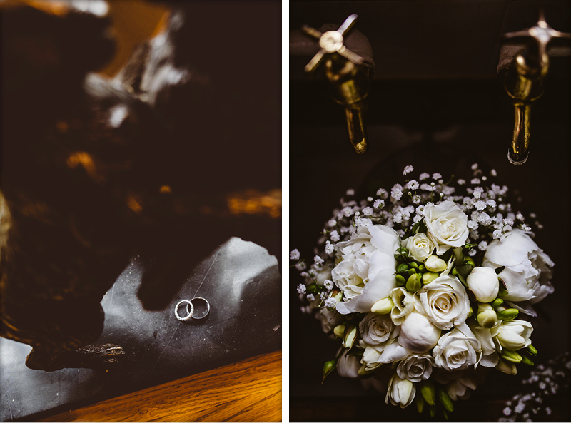 Alternative Wedding Details