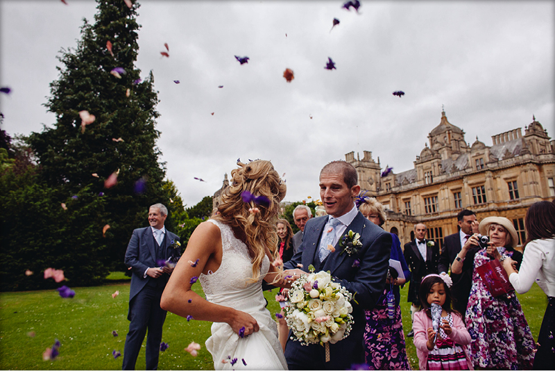 Westonbirt School Wedding