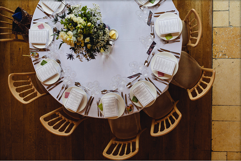 Kingscote Barn Tables