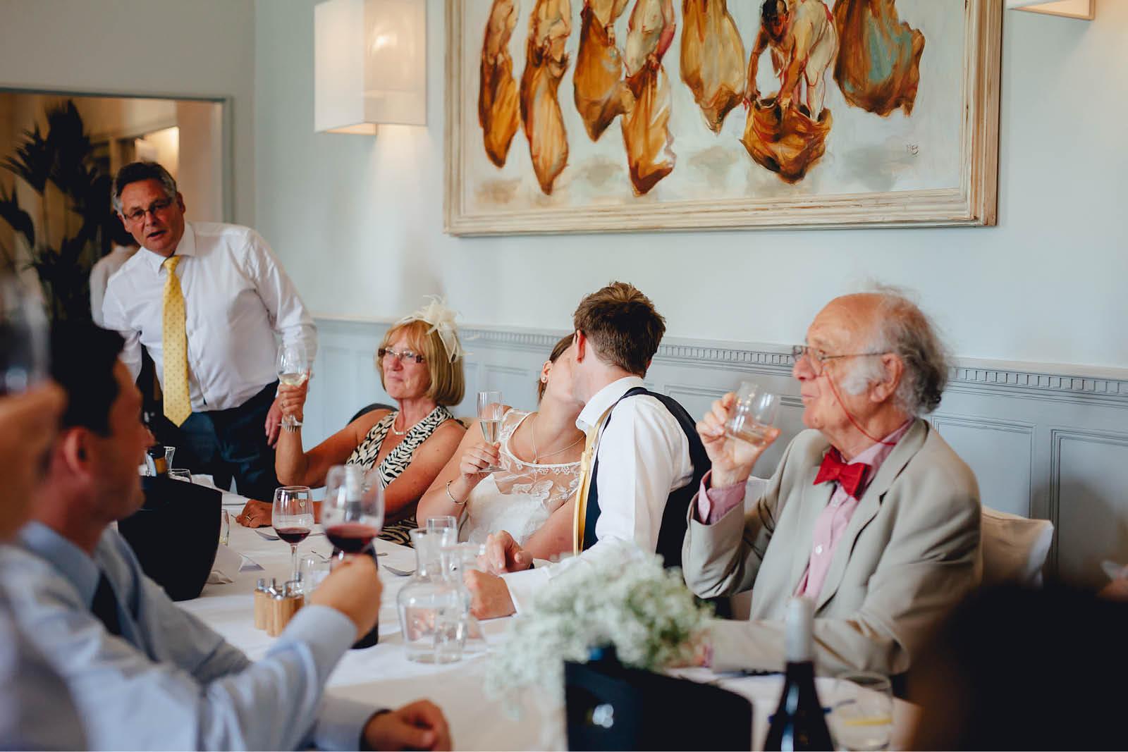 New Park Hotel Wedding Speeches