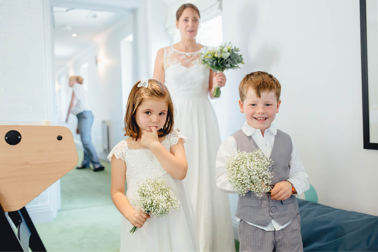 New Park Hotel Wedding Party
