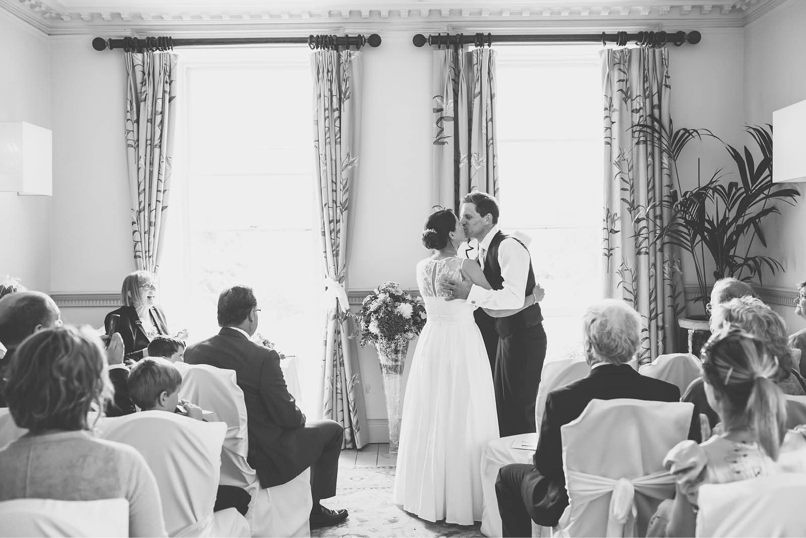 New Park Hotel Wedding Brockenhurst Hampshire