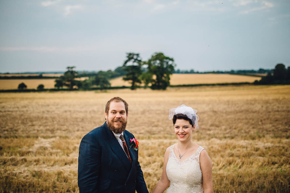 Oakley Hall Wedding Photographer