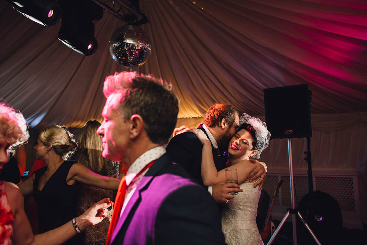 Oakley Hall Wedding - Party