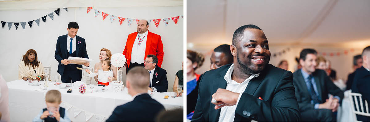 Southsea Wedding Photographer Speeches