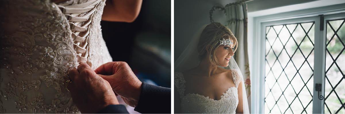 Burley Wedding Photographer Bride