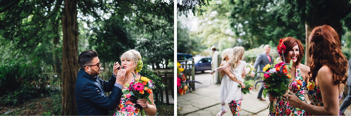 Burley Wedding Photographer Church