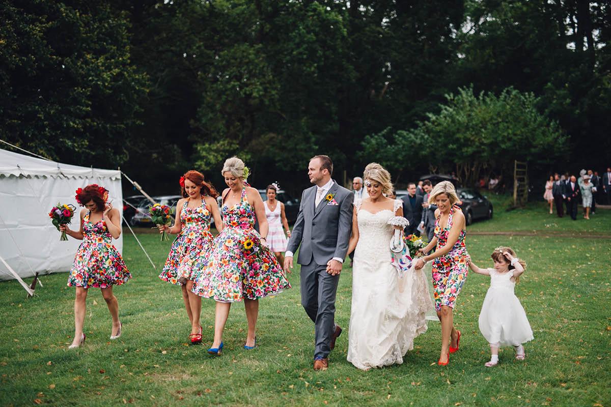 Burley Wedding Photographer Burley Fields