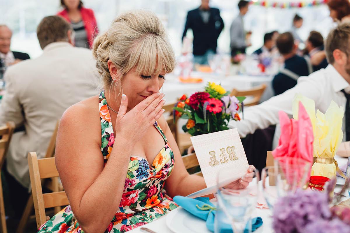 Burley Wedding Photographer - Emotion