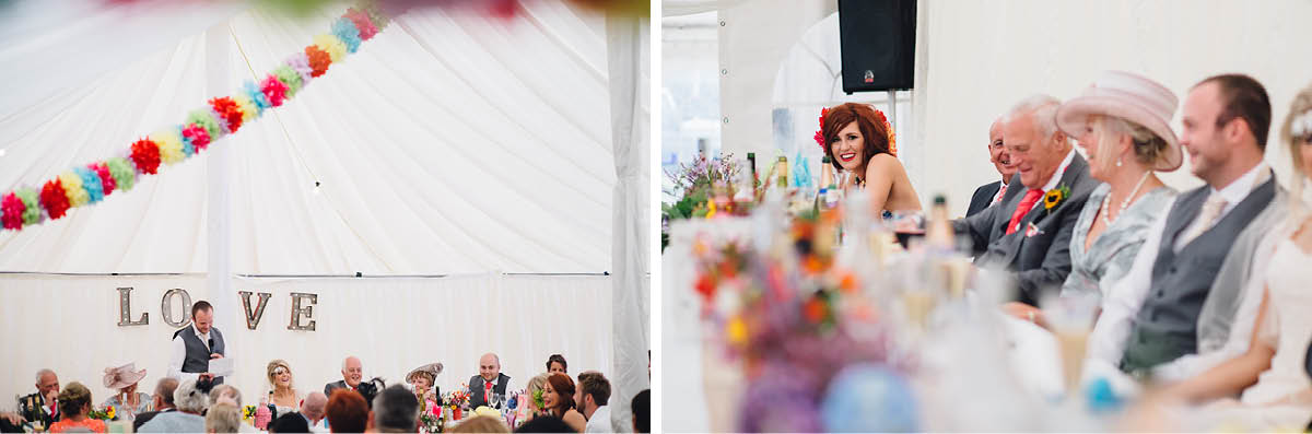 Burley Wedding Photographer - Speeches