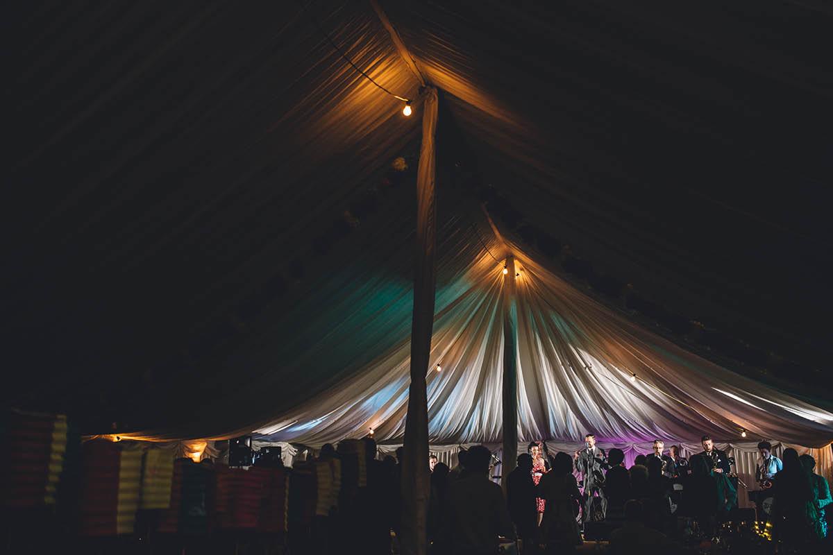 Burley Wedding Photographer - Party