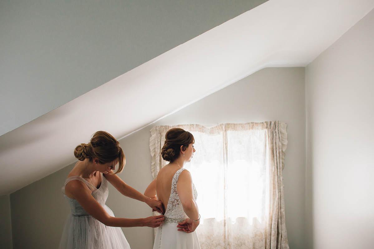 Elmers Court Wedding Finishing touches