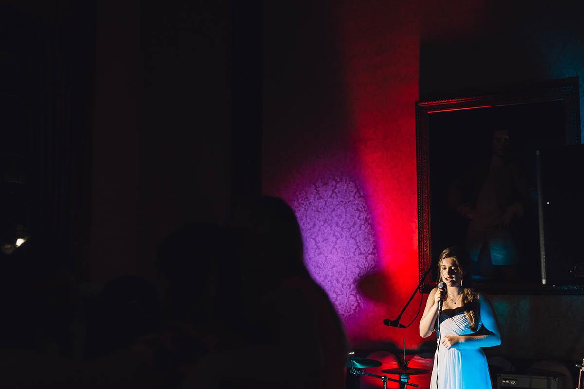 Elmers Court Wedding Singer