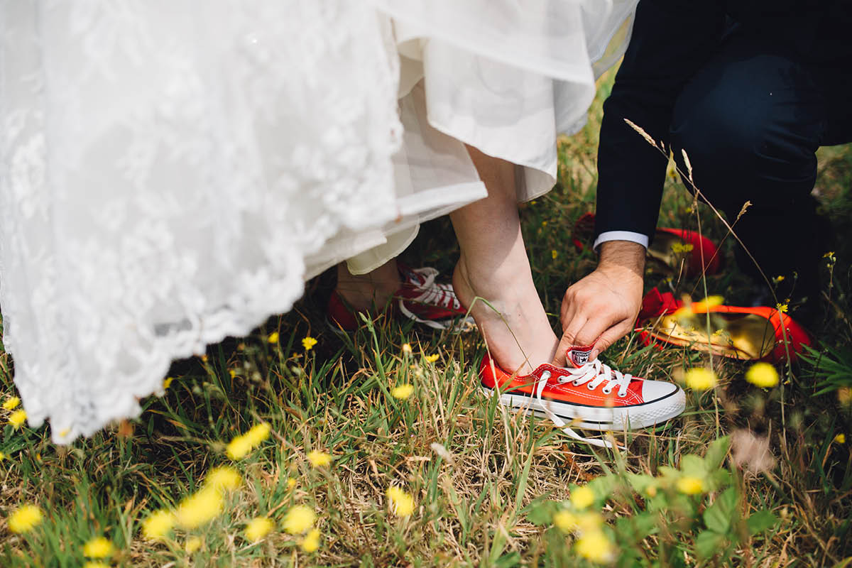 Festival Wedding Photographer - Converse