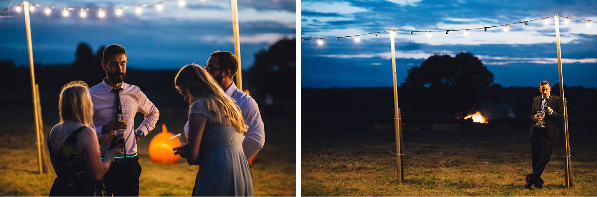Festival Wedding Photographer - Twilight Candids
