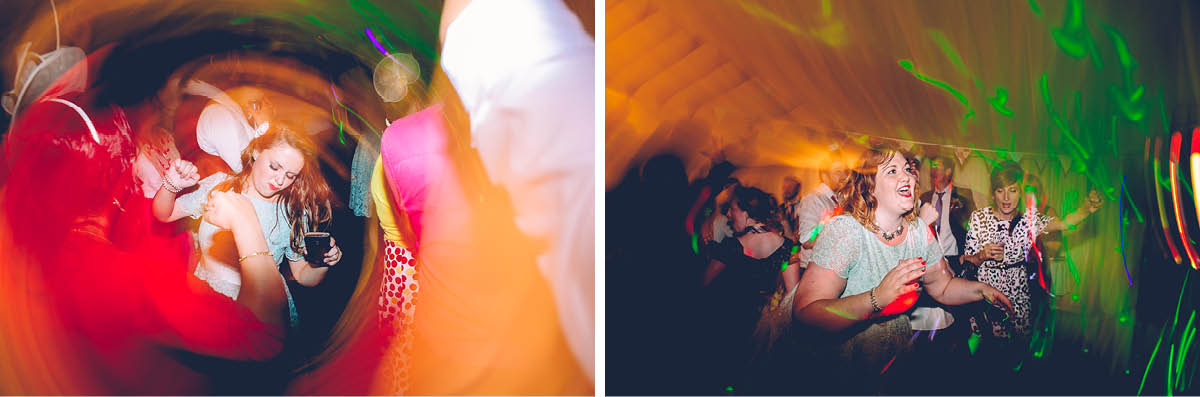 Festival Wedding Photographer - Party Time
