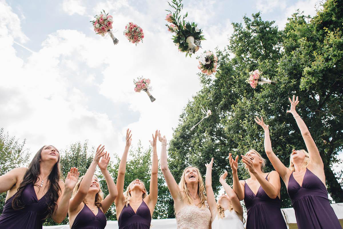 Mill House Hotel Wedding Bouquet