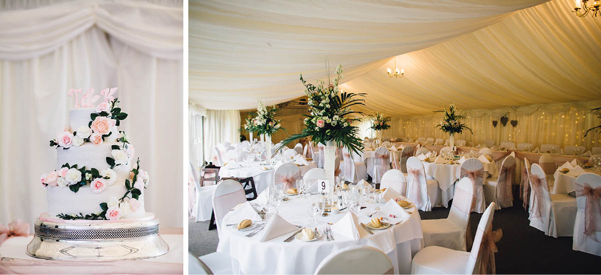 Mill House Hotel Wedding Detail