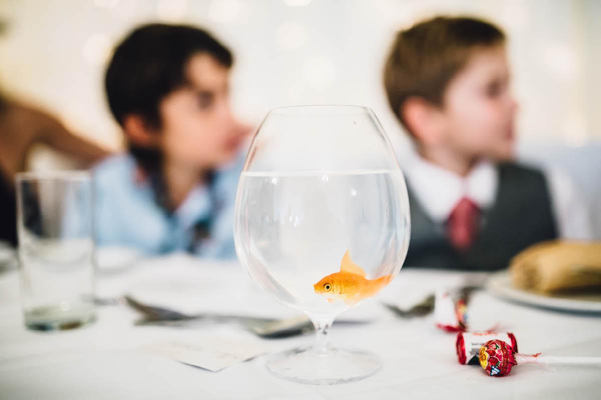 Mill House Hotel Wedding Magic Fish