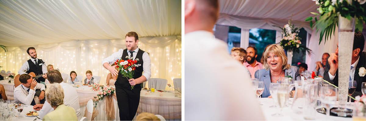 Mill House Hotel Wedding Reception