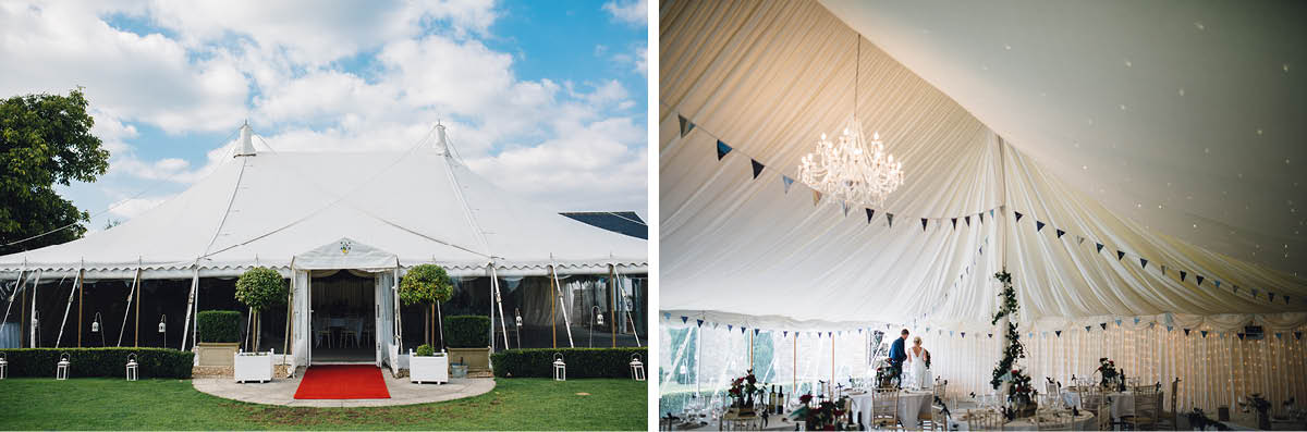 Parley Manor Wedding - Venue