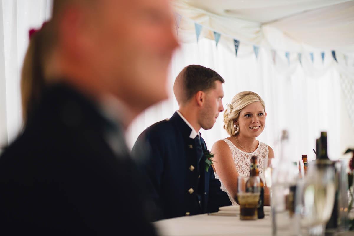 Parley Manor Wedding - Speeches
