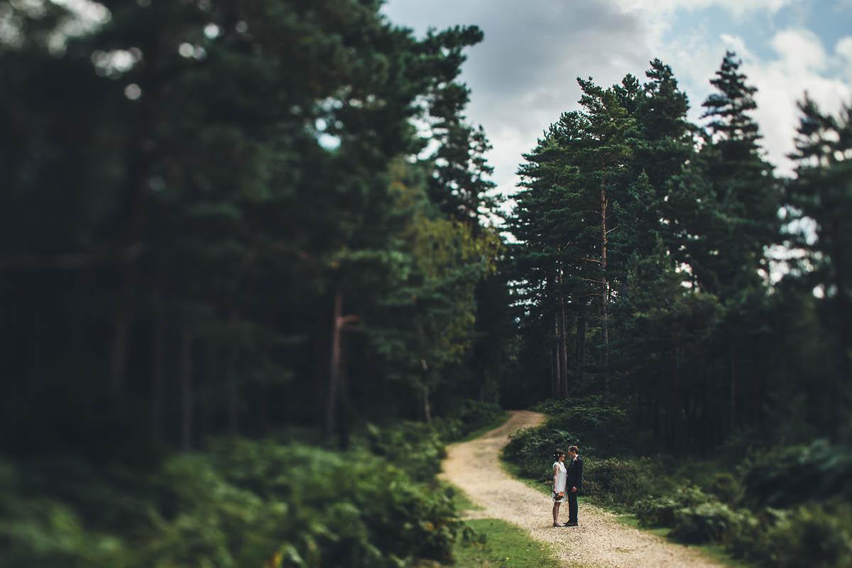 Pig Hotel Brockenhurst Wedding Forest Adventure